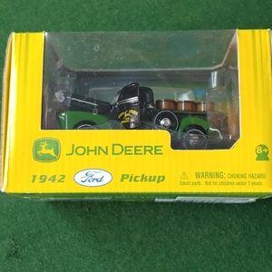 1:43 scale John Deere 1942 Ford pick-up